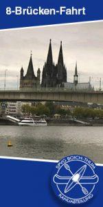 8 - Brücken - Fahrt @ Bootshaus