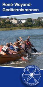 Rene - Weyand - Gedächtnisrennen @ Kanu Club Grün Gelb Köln