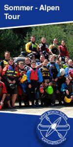 Sommer - Alpen - Tour